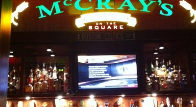 Photo of American Restaurant McCray's Tavern on the Square at 100 N Perry St, Lawrenceville, GA 30046, United States
