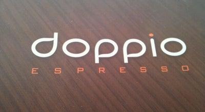 Photo of Coffee Shop Doppio Espresso at Haarlemmerstraat 62-64, Leiden 2312 GC, Netherlands