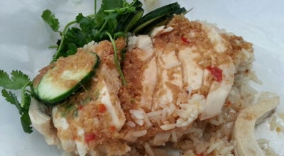 Photo of Thai Restaurant Nong's Khao Man Gai at 609 Se Ankeny St, Portland, Or 97214, Portland, OR 97214, United States
