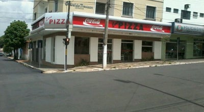 Photo of Pizza Place Euro Pizza at Av. Rui Barbosa, 827, Assis 19800-002, Brazil