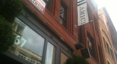 Photo of Italian Restaurant Due Amici Restaurant at 67 E Gay St, Columbus, OH 43215, United States