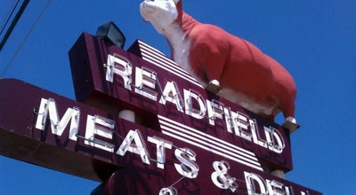 Photo of Butcher Readfield Meats and Deli at 2701 S Texas Ave, Bryan, TX 77802, United States