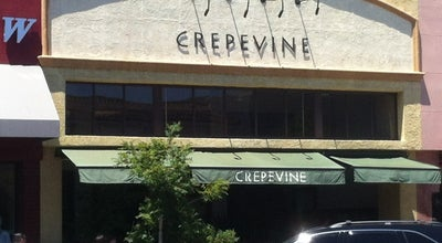Photo of Creperie Crepevine at 1310 Burlingame Ave, Burlingame, CA 94010, United States