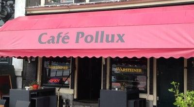 Photo of Bar Café Pollux at Prins Hendrikkade 121hs, Amsterdam 1011 AM, Netherlands