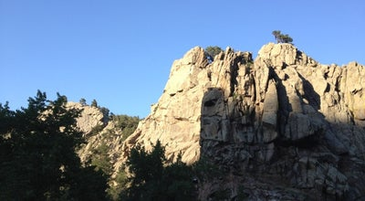 Photo of Trail Boulder Canyon at West Canyon Blvd, Boulder, CO 80302, United States