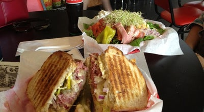 Photo of Sandwich Place Fricano's Deli Catering at 2405 Nueces St, Austin, TX 78705, United States