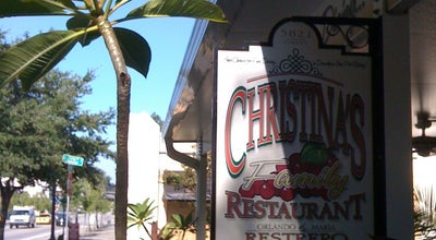 Photo of Breakfast Spot Christina's Family Restaurant at 5821 Main St, New Port Richey, FL 34652, United States