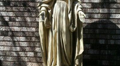 Photo of Church St. Thomas Aquinas church at 3117 W 4th St, Hattiesburg, MS 39401, United States