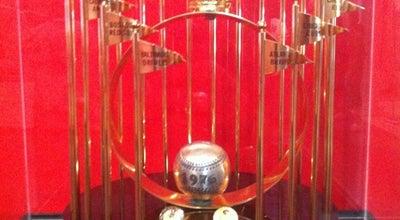Photo of Museum Cincinnati Reds Hall of Fame & Museum at 100 Joe Nuxhall Way, Cincinnati, OH 45202, United States