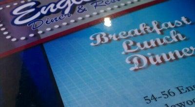 Photo of Diner Englewood Diner at 54 Engle St, Englewood, NJ 07631, United States