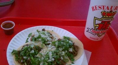 Photo of Taco Place Tacos Mexico at 3070 E Florence Ave, Huntington Park, CA 90255, United States