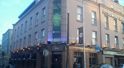 Photo of Pub Fitzsimons Bar at 21-22 Wellington Quay, Dublin 2, Ireland