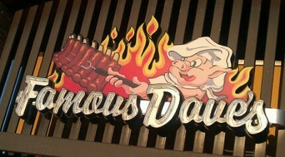 Photo of BBQ Joint Famous Dave's at 12020 Anne St, Omaha, NE 68137, United States