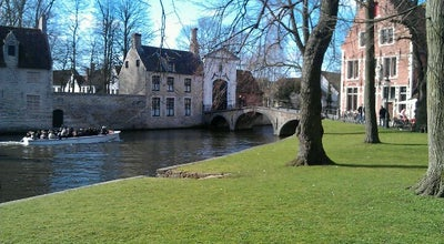 Photo of Park Minnewaterpark at Minnewater, Brugge 8000, Belgium