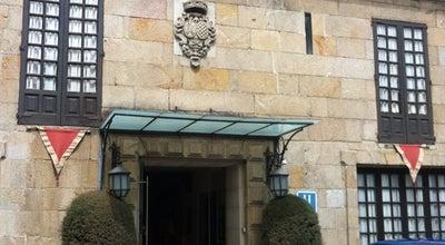Photo of Hotel Bar Parador Pontevedra at Calle Baron, Pontevedra, Galizia, Spain