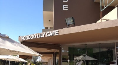Photo of Cafe Voodoo Lily Café at 64 St Andrew St. Birdhaven, Johannesburg 2196, South Africa