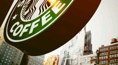 Photo of Coffee Shop Starbucks at 251 W 42nd St, New York City, NY 10036, United States
