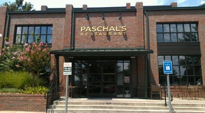 Photo of Southern / Soul Food Restaurant Paschal's Restaurant at 180 Northside Drive, Sw, Atlanta, GA 30313, United States
