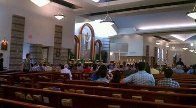 Photo of Church All Saints Catholic Church at 1534 Recker Rd, Mesa, AZ 85205, United States