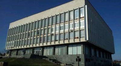 Photo of Library Херсонская областная универсальная научная библиотека им. Олеся Гончара at Ул.днепропетровская, 2, Kherson 73000, Ukraine