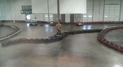 Photo of Tourist Attraction FastKart Indoor Speedway at 3969 South 500 West, Salt Lake City, UT 84123, United States