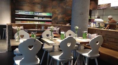 Photo of Fast Food Restaurant Heidi und Paul at Meisengasse 12, Frankfurt 60313, Germany