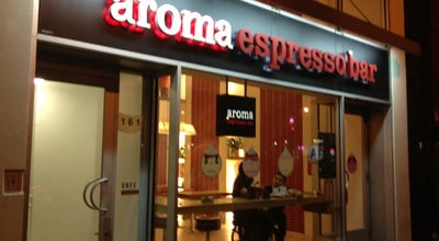 Photo of Coffee Shop Aroma Espresso Bar at 161 W 72nd St, New York, NY 10023, United States