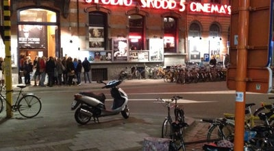 Photo of Movie Theater Studio Skoop at Sint-annaplein 63, Gent 9000, Belgium