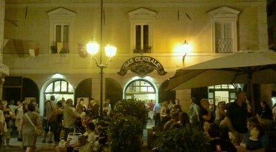 Photo of Cafe Bar Centrale at Via Torcelli, 28, Finale Ligure, Liguria 17024, Italy