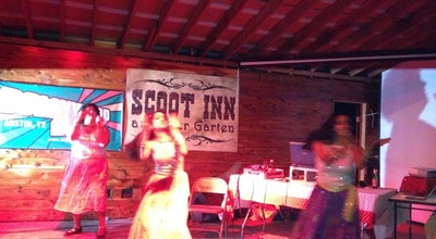 Photo of Bar Scoot Inn at 1308 E 4th St, Austin, TX 78702, United States