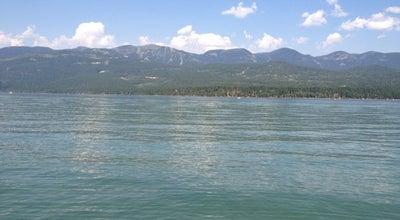 Photo of Lake Whitefish Lake at whitefish, MT 59937, United States