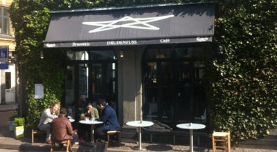 Photo of Cafe Café Drudenfuss at Graven 30, Aarhus C 8000, Denmark