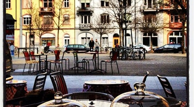 Photo of Cafe Piazza at Idaplatz 2, Zürich 8003, Switzerland