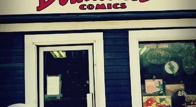 Photo of Bookstore Downtown Comics at Duckworth Street, St. John's, NL, Canada
