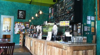 Photo of Coffee Shop Equal Exchange Cafe at 226 Causeway St, Boston, MA 02114, United States