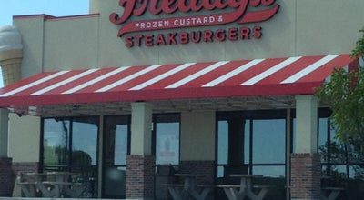 Photo of American Restaurant Freddy's Frozen Custard & Steakburgers at 1151 E Hillside Dr, Broken Arrow, OK 74012, United States