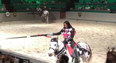 Photo of Performing Arts Venue Medieval Times at 2904 Fantasy Way, Myrtle Beach, SC 29579, United States