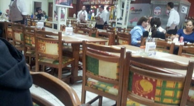 Photo of Pizza Place Jangada Pizzaria at Av. Da Saudade, Rio Claro 13500-090, Brazil