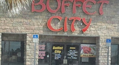 Photo of Chinese Restaurant Buffet City at 13235 Cortez Blvd, Spring Hill, FL 34613, United States