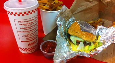 Photo of Burger Joint Five Guys Burgers & Fries at 2847 Broadway, New York, NY 10025, United States