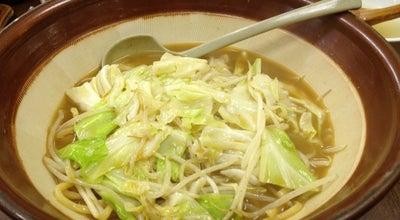 Photo of Food ラーメン東横 笹口店 at 中央区南笹口1-1-38, 新潟市 950-0912, Japan
