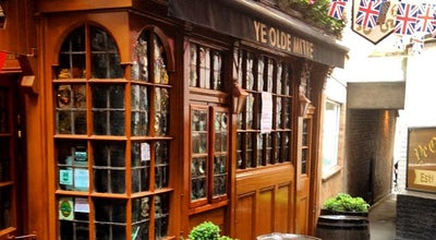 Photo of Pub Ye Olde Mitre Tavern at 1 Ely Court, Ely Place, Holborn EC1N 6SJ, United Kingdom