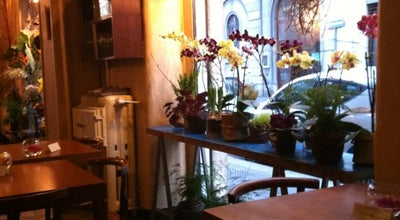 Photo of French Restaurant Fioraio Bianchi Caffè at Via Montebello 7, Milano 20121, Italy