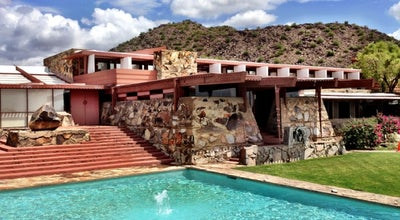 Photo of Historic Site Taliesin West at 12621 N Frank Lloyd Wright Blvd, Scottsdale, AZ 85259, United States