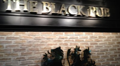 Photo of Pub The Black Pub at Solare Plaza, Cancun 77500, Mexico