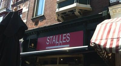 Photo of Bar Café Stalles at Nieuwe Binnenweg 11a, Rotterdam 3014 GA, Netherlands