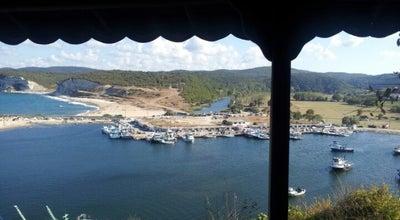 Photo of Seafood Restaurant Marina Cafe Restoran at Kıyıköy, Kırklareli 39480, Turkey
