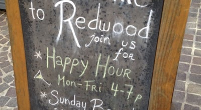 Photo of American Restaurant Redwood at 7121 Bethesda Ln, Bethesda, MD 20814, United States