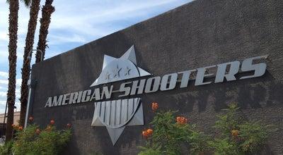 Photo of Gun Range American Shooters Gun Club & Range at 3440 Arville St, Las Vegas, NV 89102, United States