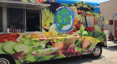 Photo of Food Truck Sensational Salad at Rackspace at 5000 Walzem Rd, Windcrest, TX 78218, United States
